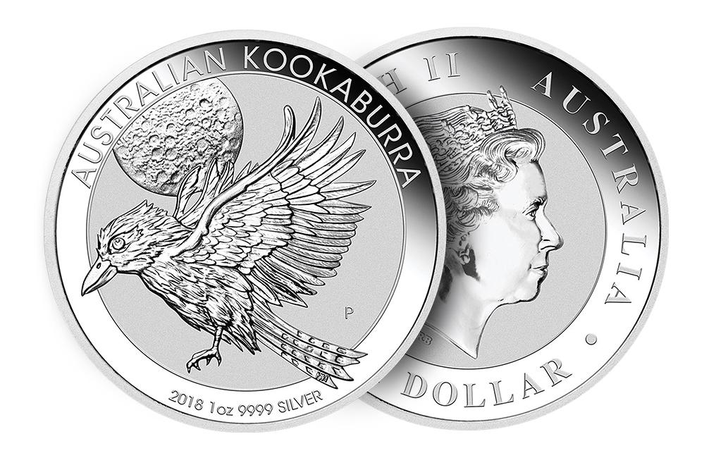 В Австралии выпустили памятную монету, посвященную кукабарре